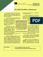 TP-929-Crisis Del SENAME Posibles Soluciones-07!08!2009