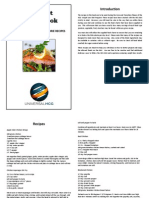 Universal HCG Diet Recipe Book