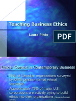 Ethics Workshop