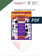 Plan de seguridad y autoprotección- evento FOZ-vers scribd-lopd
