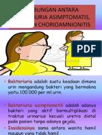 bakteriuria asimptom