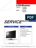 Samsung P2370HD Service Manual