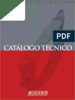 SABÓ CATÁLOGO TECNICO 2012