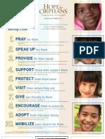 HFO Ten Ways Poster