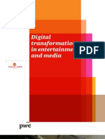 PWC Digital Transformation Background Paper