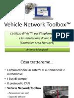Il Protocollo CAN e l'integrazione con VNT™