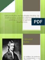 Edmund Burke Lo Sublime