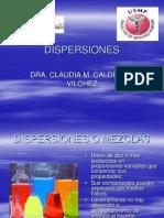 CLASE 2- Dispersiones
