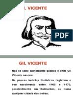 Gil Vicente Apresent