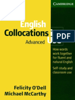 19- English Collocation in Use - Advanced (1)