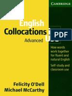19- English Collocation in Use - Advanced (1)