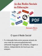 Influência das Redes Sociais na Educação