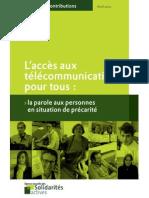 L'Accès Aux Télécoms Pour Tous