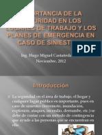 Plan de Seguridad y Emergencia