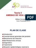 Clase 3 Amebas Libres