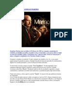 Biografia de Stanislao Marino
