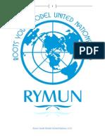 General Research Guide RYMUN 2012