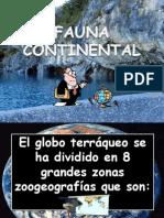 Fauna Continental