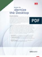 CIO - Top 10 Reasons to Modernize the Desktop - May 2011 - English