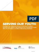 Serving Our Youth Report