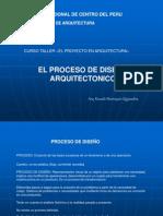 Proceso de Diseño