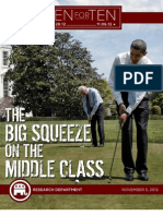 The Big Squeeze on the Middle Class