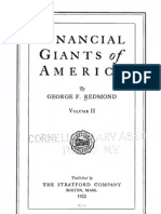 Nickerson Pages From Financial Giants of America (1922)