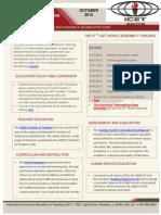 October 2012 Newsletter - General