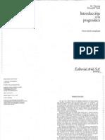 ESCANDELL VIDALl_Intr a La Pragmatica