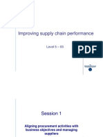 L5 03 Improving Supply Chain Performance Integrative Unit