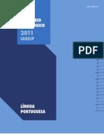 Relatório_Pedagógico_Língua_Portuguesa_2011