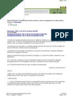 Resolução - RDC nº 39, de 21 de março de 2001