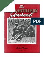 Field Artillery Journal - Aug 1943
