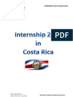 Avantica Internship 2012 in Costa Rica (1)