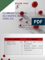 Chemistry Curriculum Presentation