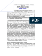 Informe Uruguay 35-2012