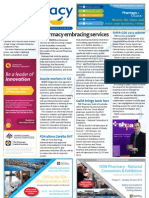 Pharmacy Daily for Mon 05 Nov 2012 - Pharmacy services, GSK 2012 winner, Aussie markers in US, Cost effective drugs and much more...