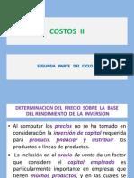 COSTOS II Segunda Unidad