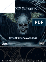 Digital Booklet - Decade of A7X