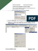 Ejercicio2_Generación de una maqueta con base de datos