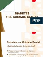 Diabetes y Cuidado Dental