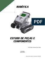 [Apostila] Robótica estudo de peças e componentes