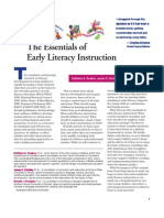 Fdl Literacy Essentials