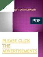 41291215 Business Environment