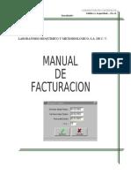 Manual de Facturacion.