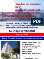 Business Presentation estate to international investors - Broker MANDARIN0 - E-MAIL