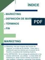 Marketing Clase Magistra l Julio 2012
