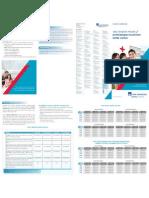 AXA Financial - Maestro Hospital Plan Brochure