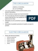 8 Elementos Solares Electro Circulador