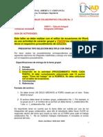 Trabajo Colaborativo No 2 Correspondiente Al 2012 - II